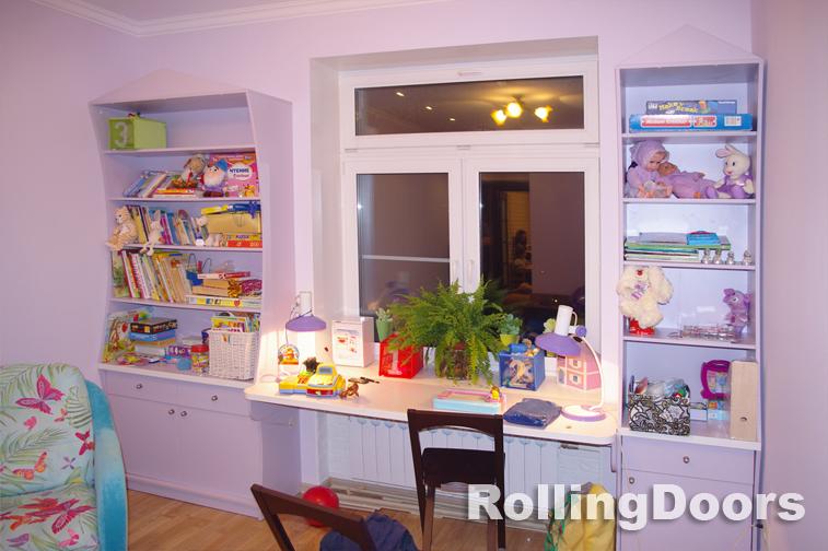 Фотографии детской мебели на заказ: галерея фото rolligdoors.